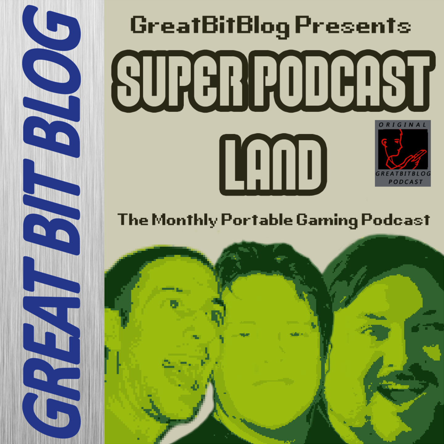GreatBitBlog » Podcast Series » Super Podcast Land
